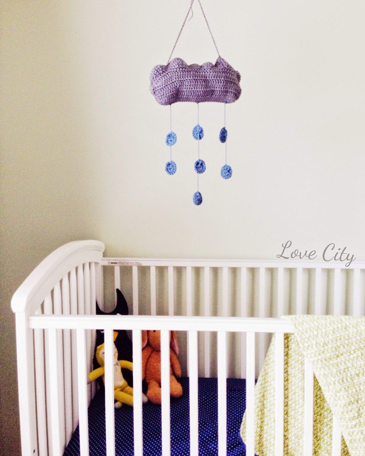 Crochet-Raindrops-Pattern