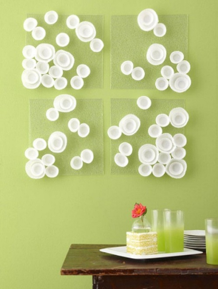 Top 10 DIY Wallpaper Decorations For Your Home