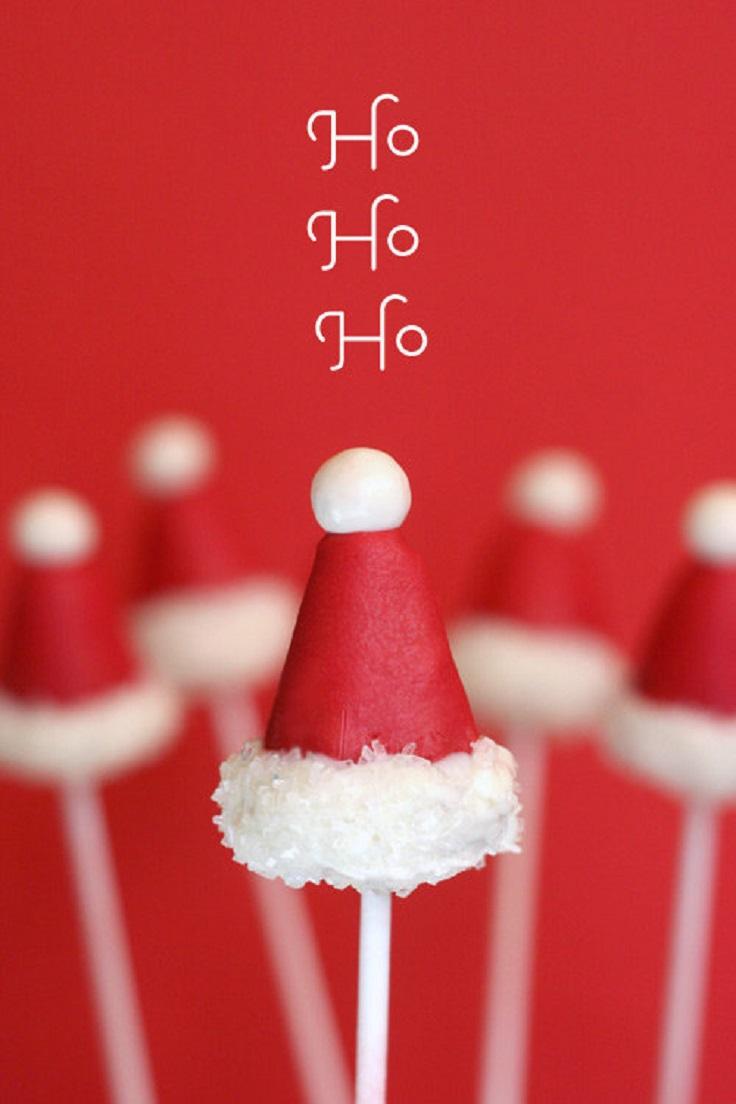 Santa-Hat-Cake-Pops