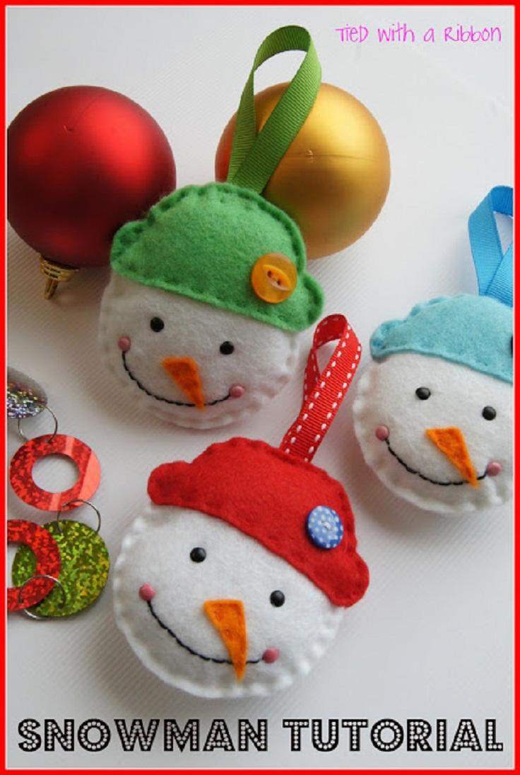 Simple-Snowman-DIY-Ornament