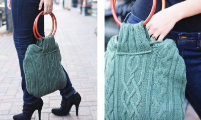 Top 10 Easy Sewing Patterns for Winter Bags and Purses | Top Inspired