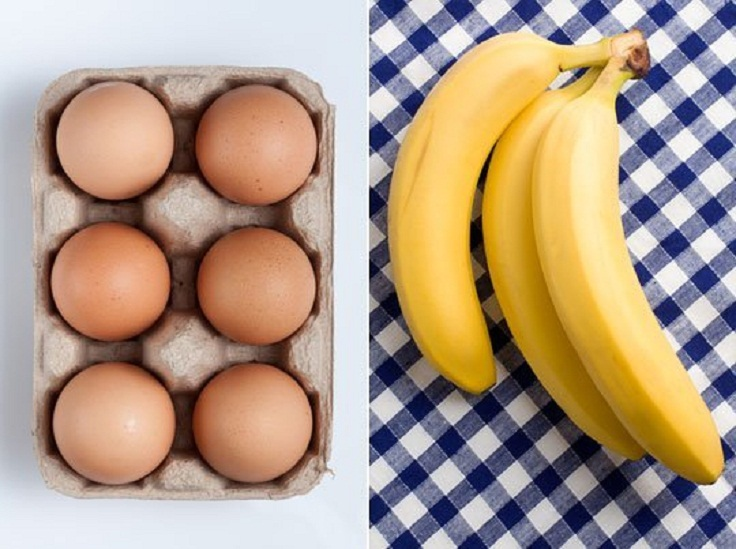 Use-a-banana-to-substitute-for-eggs-in-a-cookie-recipe