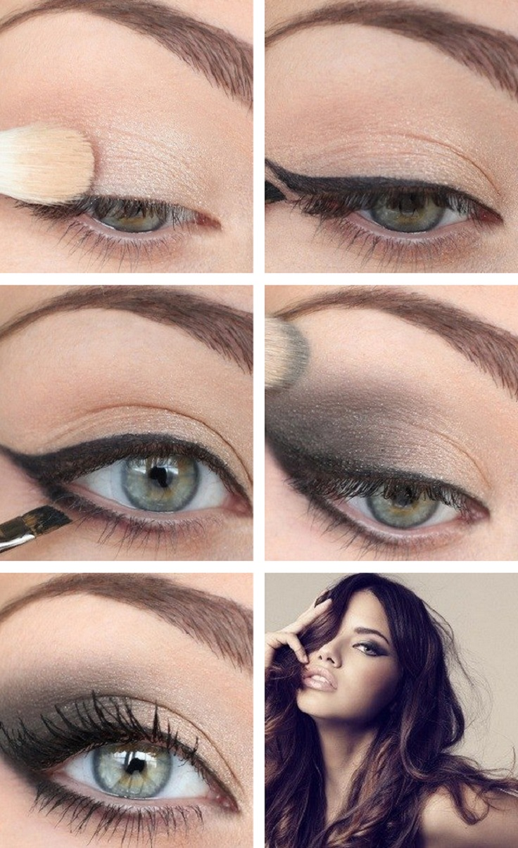 Eyeshadow Tutorial Videos: Top 10 Makeup Tutorials For Seductive Eyes