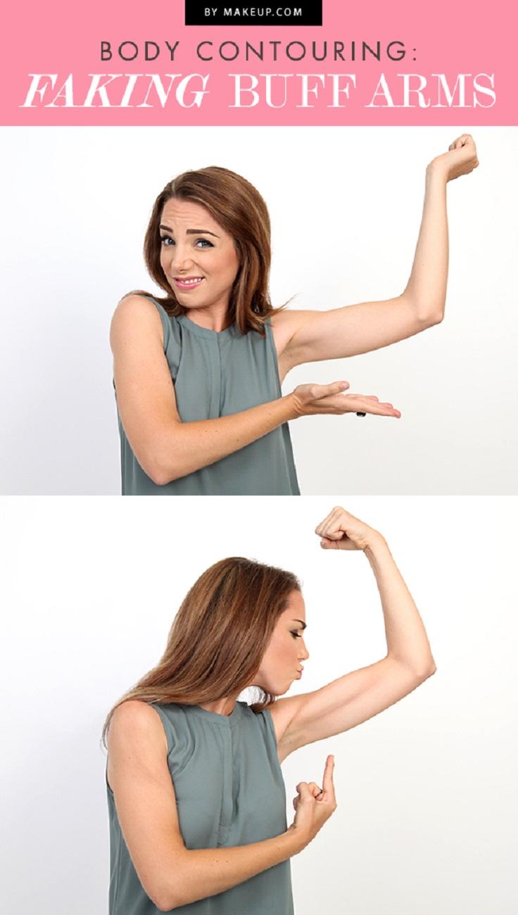 arms-contouring