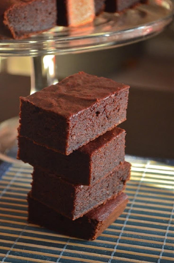 beet-brownies