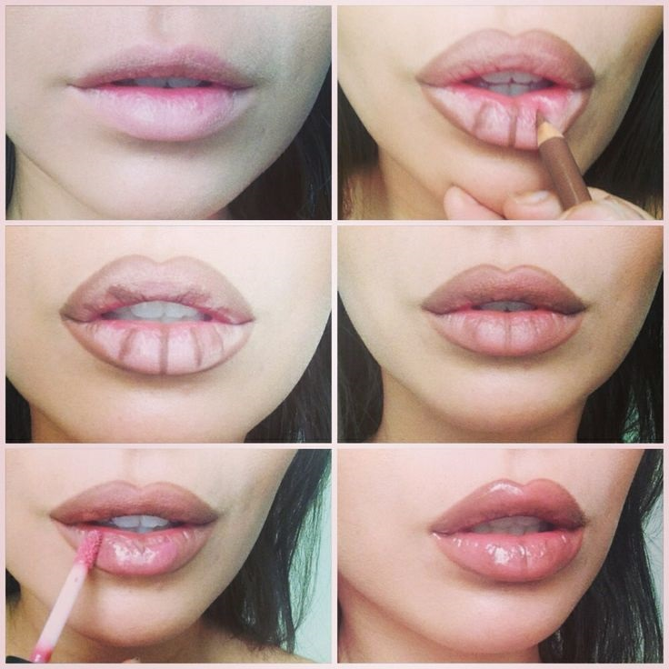 How To Make Beautiful Lips Naturally