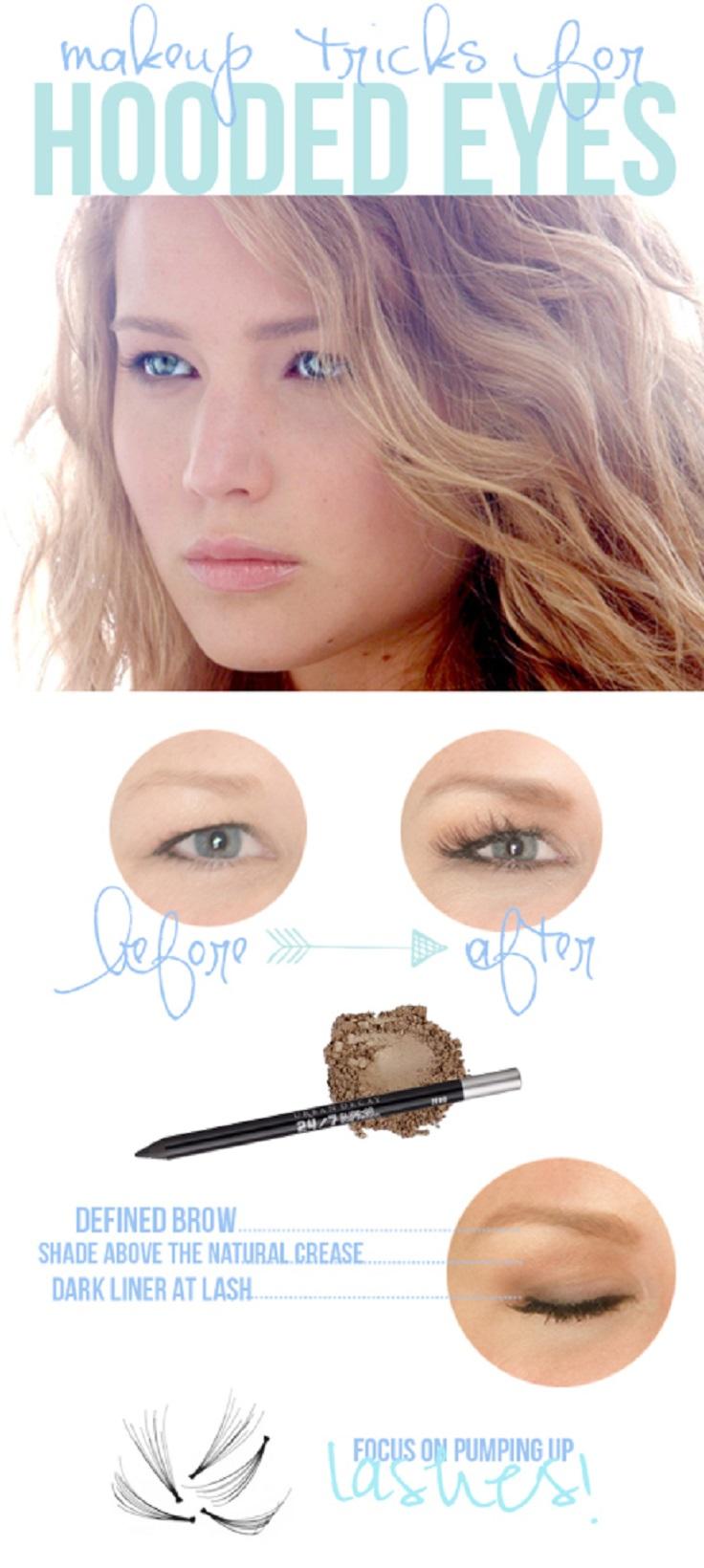 brown-eyeshadow-and-falsies-hooded-eyes