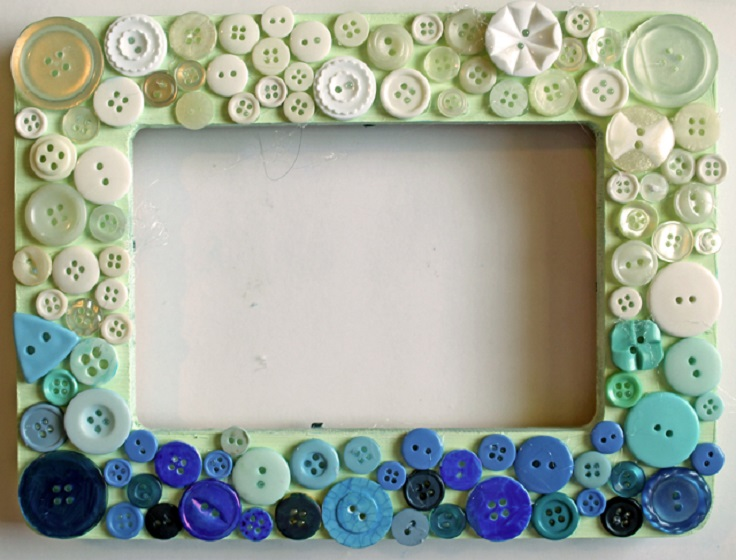 Attractive How To Make Cute Picture Frames Gift - Frames Ideas ...