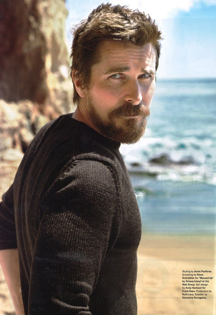 Top 10 Hottest Hollywood Actors- 2014 - Top Inspired Christian Bale