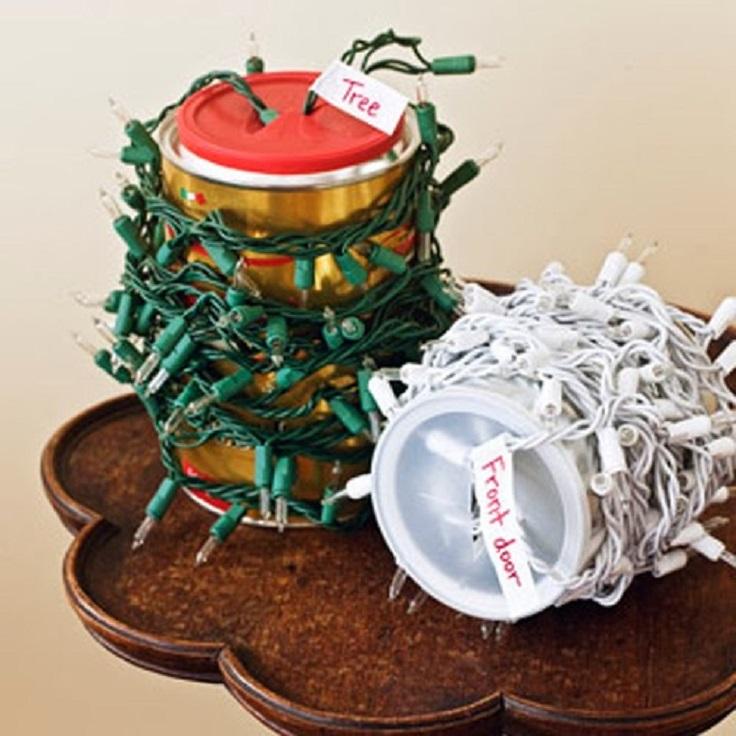 Хранение елочных игрушек своими руками