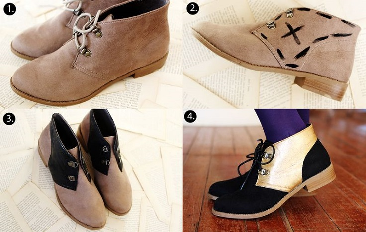 Top 10 Amazing DIY Ideas For Boots Makeover | Top Inspired