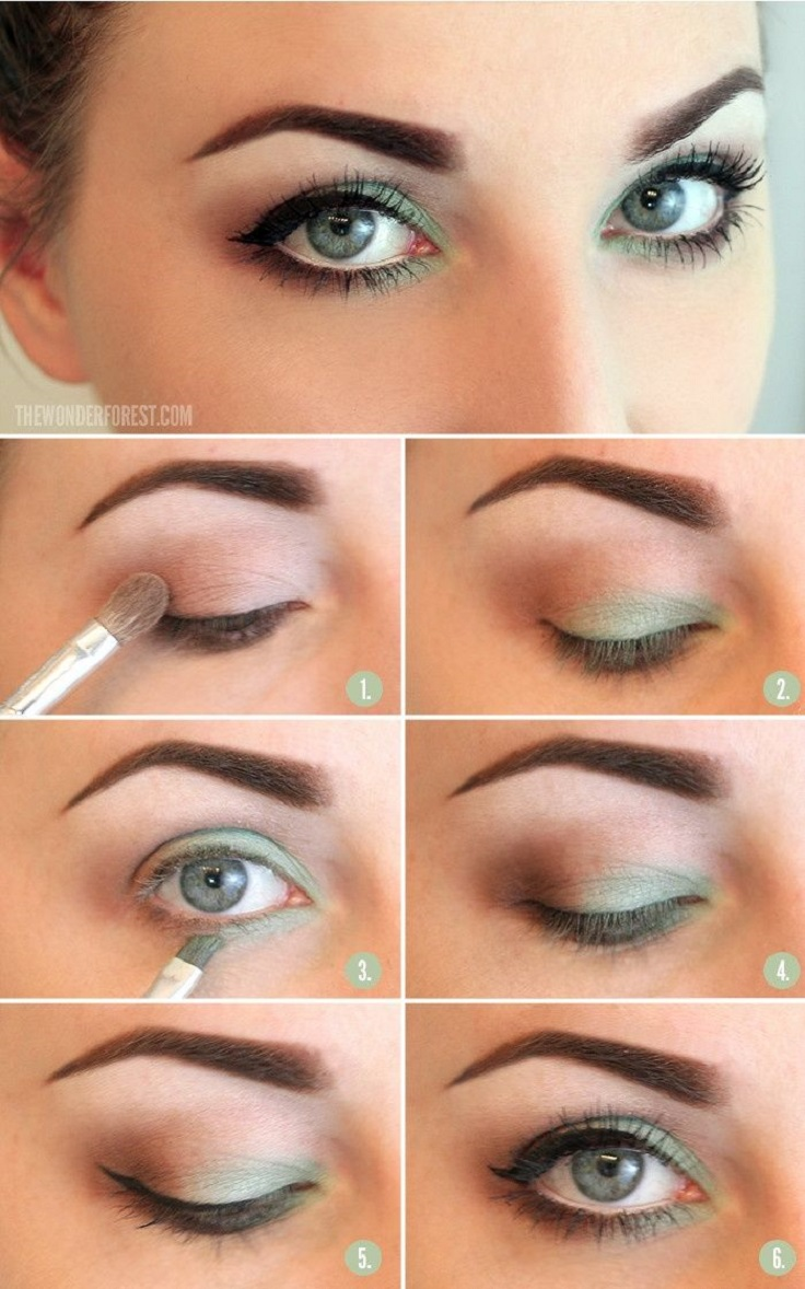 Best Eye Makeup Tips And Tricks For Small Eyes: Top 10 Simple Makeup Tutorials For Hooded Eyes