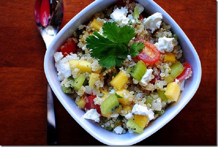 kiwi-mango-quinoa-salad