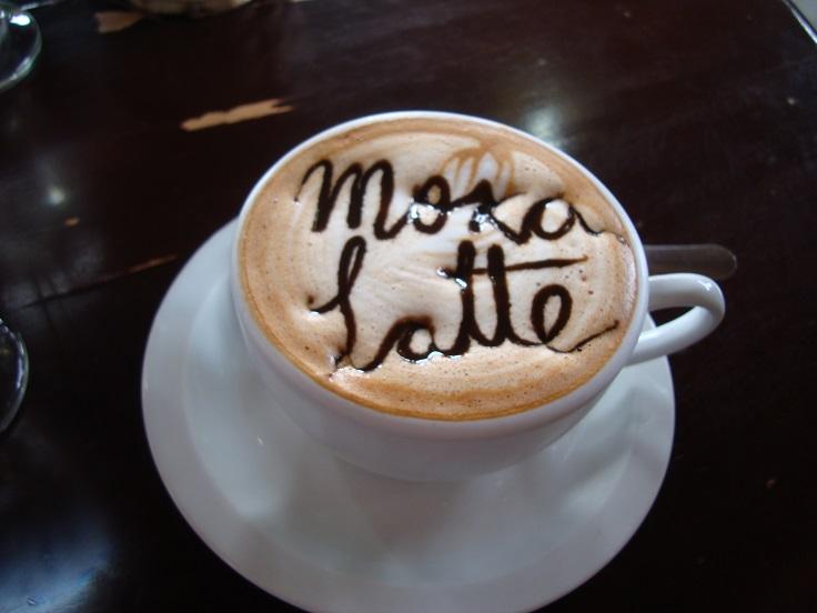 mocha-lattee