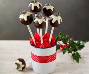 Top 10 Christmas Cake Pops