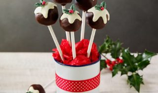 Top 10 Christmas Cake Pops | Top Inspired