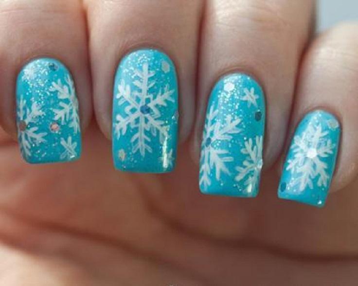 sparkling-snowflakes