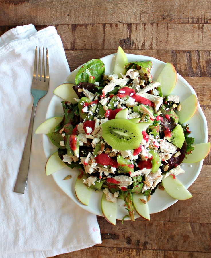 Top 10 Healthy Kiwi Salad Recipes | Top Inspired