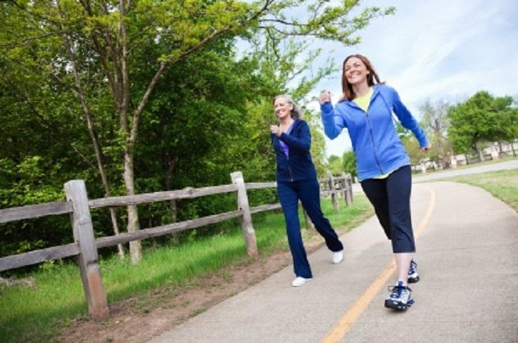 Top 10 Reasons to Start Walking