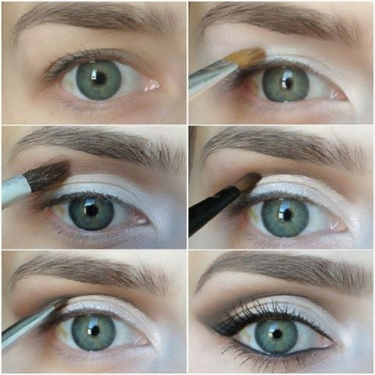 Top Simple Makeup Tutorials Hooded Eyes Inspired