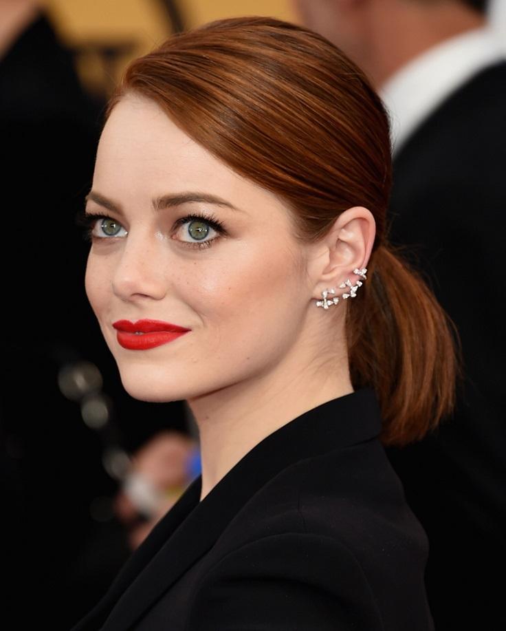 Top 10 Stunning Celebrities at The Screen Actors Guild Awards | Top Inspired