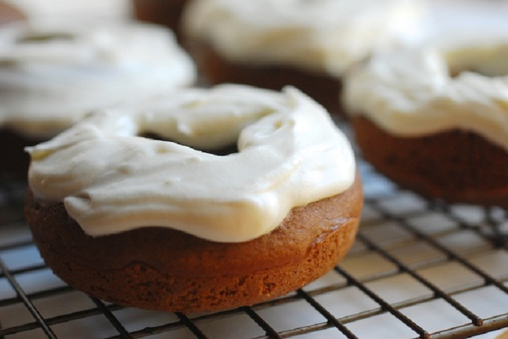 Orange Gingerbread With Cream Cheese Frosting Recipes — Dishmaps