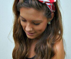 Top 10 Bandana Hairstyles + Tutorials
