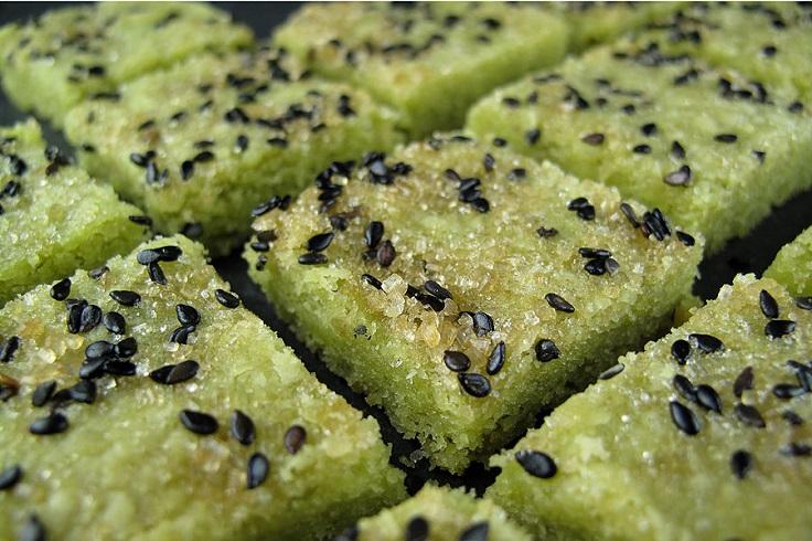 Green-Tea-Black-Sesame-Shortbread-Cookies