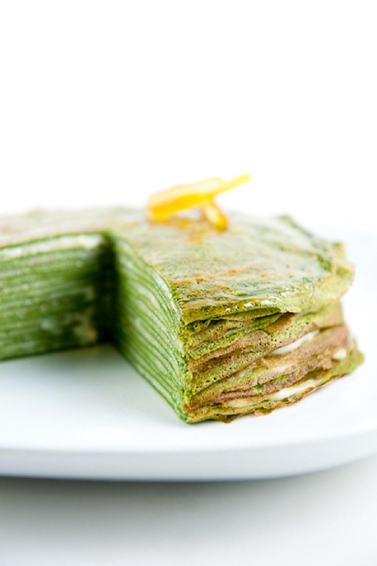 Green-Tea-Crepe-Cake