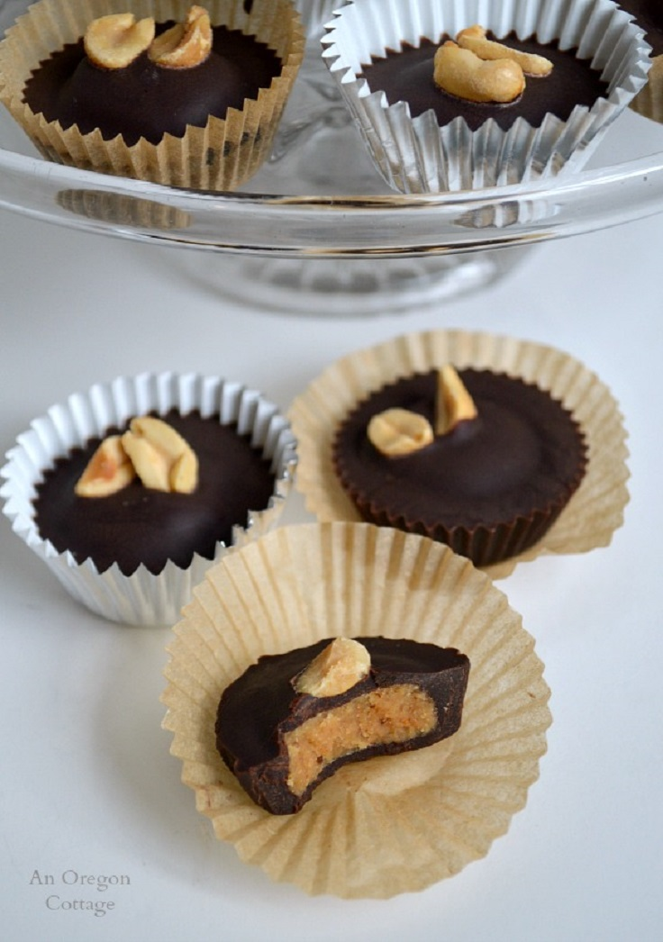 Honey-Sweetened-Chocolate-Peanut-Butter-Cups