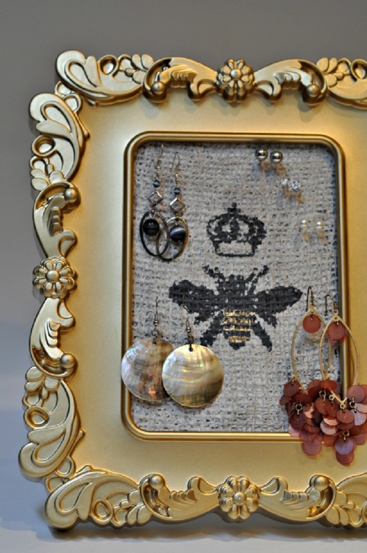 Jewelry Closet Organizer