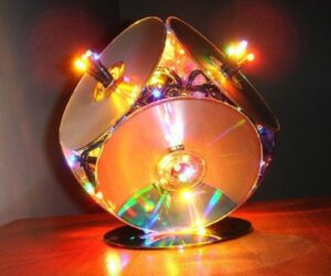 Top 10 Amazing Things You Could Do With Your Old CDs