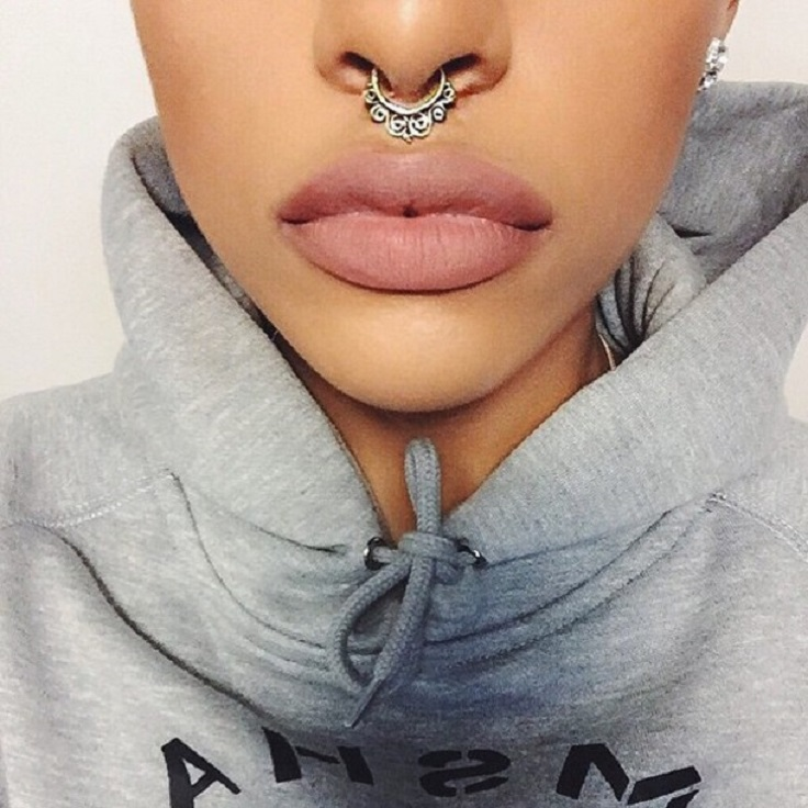 Septum Piercing Top 10 Facts About The New Trend