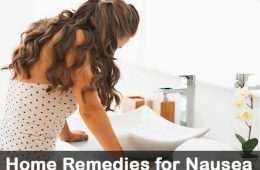 Top 10 Homemade Remedies for Nausea and Morning Sickness | Top Inspired