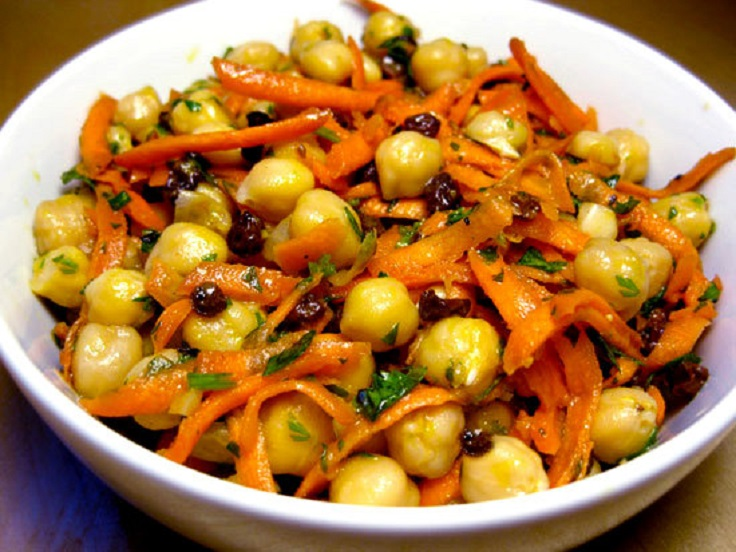 Top 10 Delicious And Nutritious Recipes Made With Chickpeas