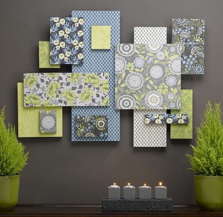 Top 10 DIY Wall Art Projects Anyone Can Do