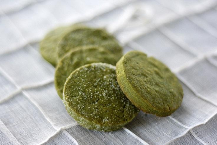 green-tea-mint-cookies