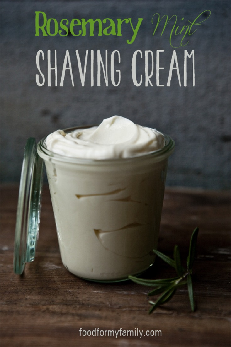 homemade-rosemary-mint-shaving-cream