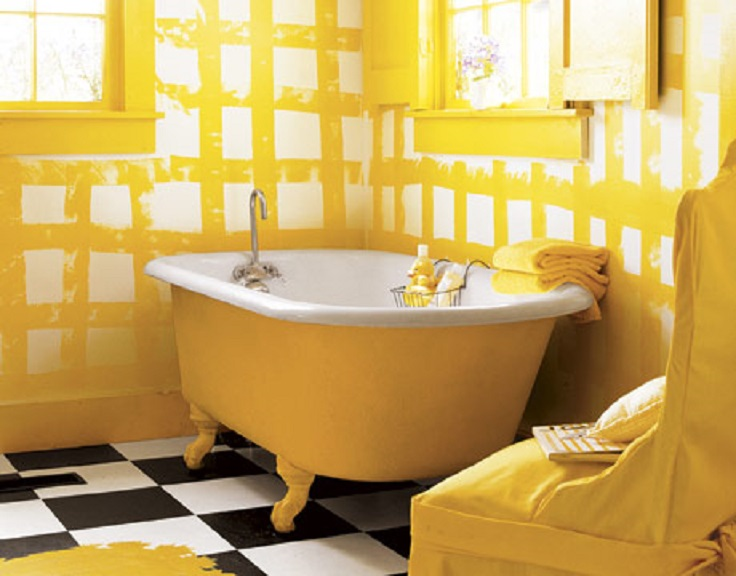 Top 10 Clever Ideas For Small Baths