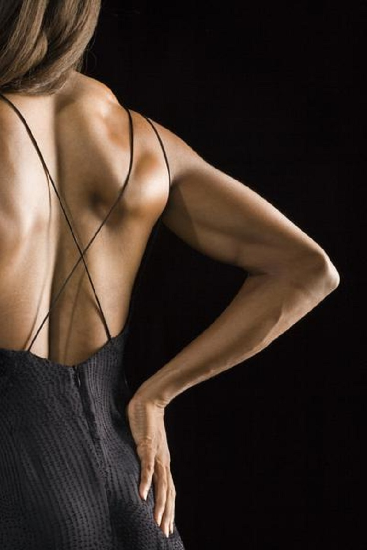 Top 10 Exercises For Sexy Back - Top Inspired
