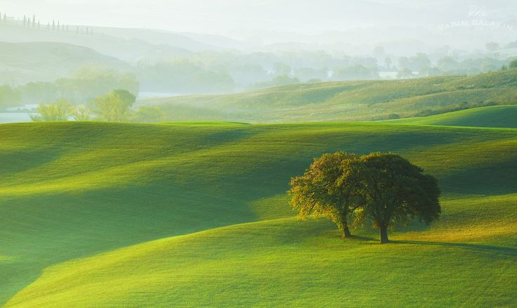 TOP 10 Landscape Photographs by the Russian Master of Photography - Vadim Balakin
