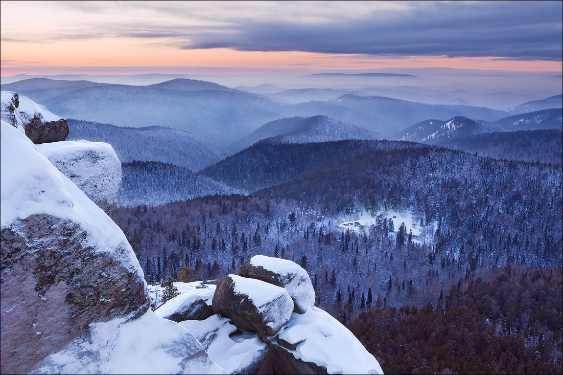 TOP 10 Russian Landscape Photographers