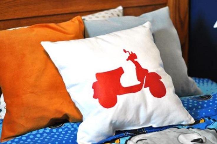Top 10 DIY Stenciled Pillows