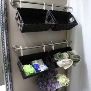 Top 10 Lovely DIY Bathroom Decor and Storage Ideas | Top Inspired