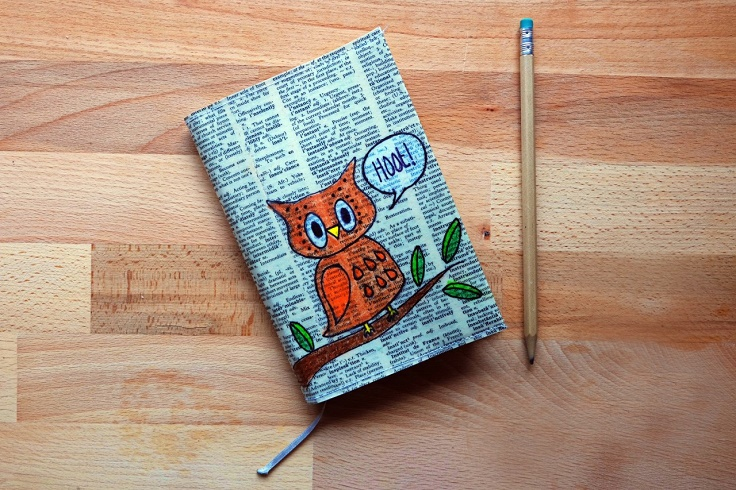 Cool Notebook Cover Designs ~ Top diy unique notebook covers inspired