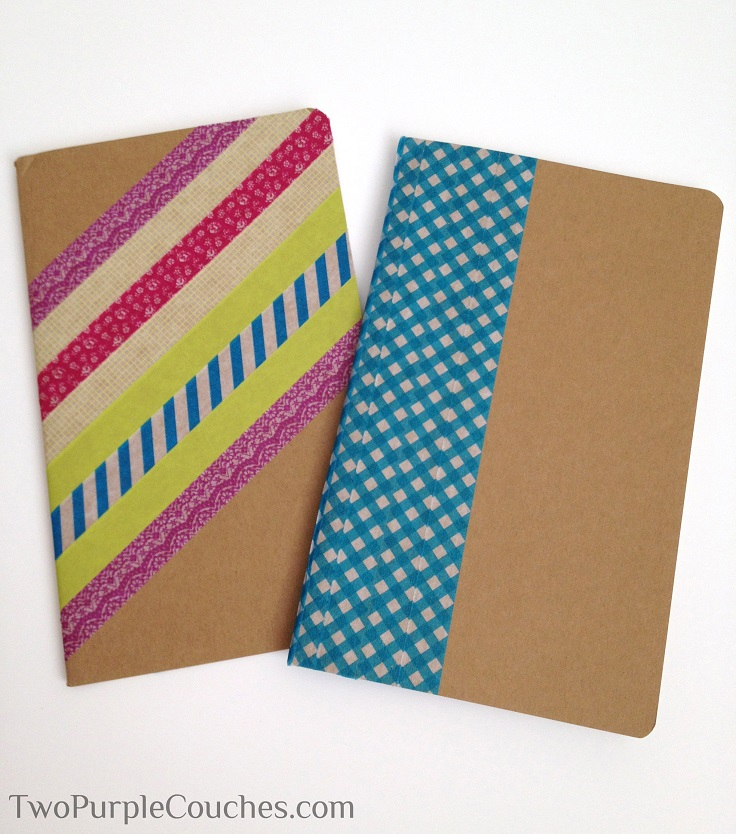 DIY-washi-tape-notebook-covers