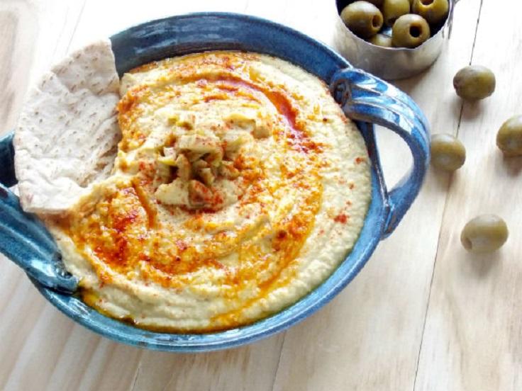 Green-Olive-Hummus