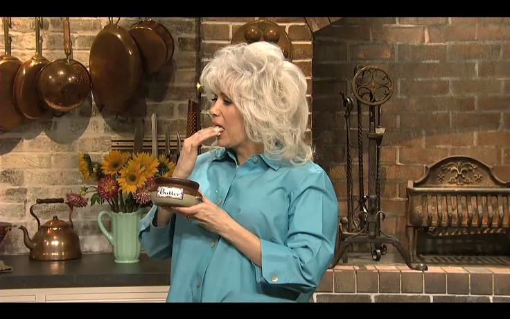 Kristen-wiig-Paula-Deen-SNL-character