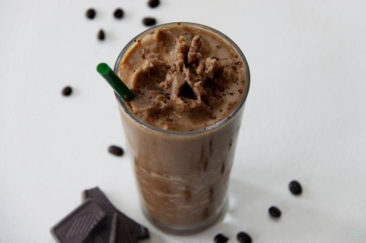 Mocha-Protein-Shake