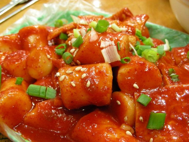 Street-food-Korean-ddeokbokki